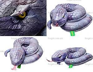 Большая игрушечная змея «Лиза», К312А