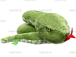 Большая игрушечная змея «Луиза», К313А, купить