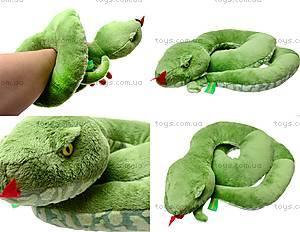 Большая игрушечная змея «Луиза», К313А