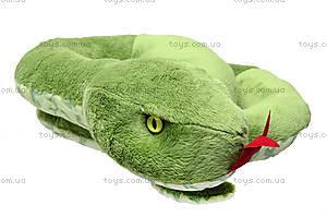 Большая игрушечная змея «Луиза», К313А, игрушки