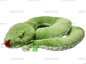 Большая игрушечная змея «Луиза», К313А, магазин игрушек