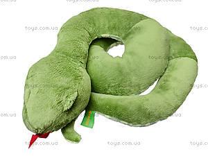 Большая игрушечная змея «Луиза», К313А, toys.com.ua