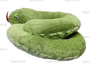 Игрушечная змея «Луиза», средняя, К313В, фото
