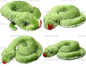 Игрушечная змея «Луиза», средняя, К313В