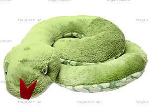 Игрушечная змея «Луиза», средняя, К313В, игрушки