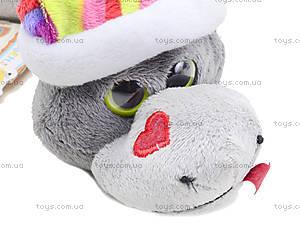 Плюшевая змея «Салли», К308Р, купить