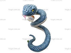 Мягкая игрушка «Змея Стелла», средняя, К311В, фото