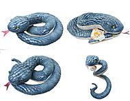 Мягкая игрушка «Змея Стелла», средняя, К311В, купить