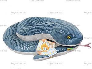 Мягкая игрушка «Змея Стелла», средняя, К311В, отзывы