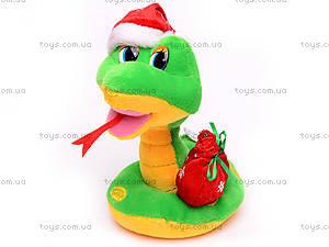 Змея в новогоднем колпаке , M-ZY1024/16, фото