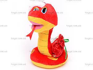 Змея в новогоднем колпаке , M-ZY1024/16, отзывы