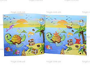 Книга для детей «Найди отличия. Черепашка», 4963, фото