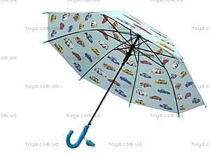 Детский зонтик купол «Машинки», D15916, цена
