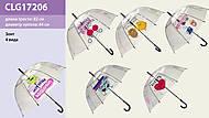 Зонт 6 видов (CLG17206), CLG17206, фото