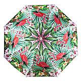 Зонт «Фламинго» большой с розовой ручкой, CEL-257, доставка