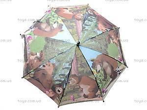 Зонт «Маша и Медведь», A01493/031-2, купить
