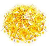 Зонт «Осень» желтый, CEL-258, отзывы