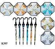 Зонт «Париж» 6 видов, K307, фото