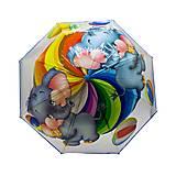 Зонт прозрачный «Слоник», CEL-403, отзывы