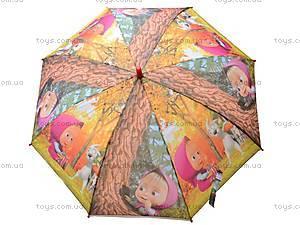Зонт с изображениями «Персонажи мультфильмов», 031-7, игрушки