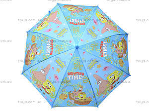 Зонтик детский «Герои мультфильмов», BT-CU-0002, игрушки