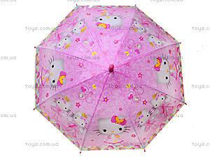 Зонтик детский «Мультфильмы», BT-CU-0001, игрушки