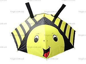 Зонтик детский с глазками, BT-CU-0003, фото