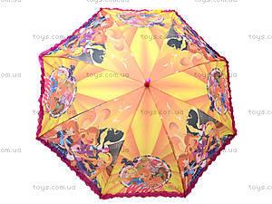 Зонтик для детей «Мультяшки», BT-CU-0004, цена