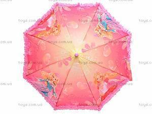 Зонтик для девочек, 3 вида, 10215-24, цена