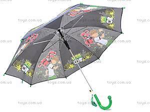 Зонтик «Мультфильмы», 10 видов, BT-CU-0005