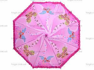 Зонтик Winx с рюшами, 3123, купить