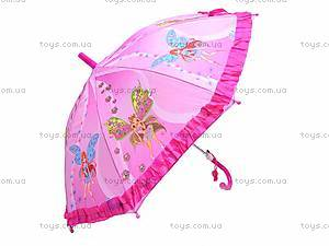 Зонтик Winx с рюшами, 3123