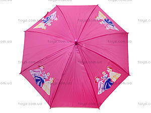 Детский зонтик с мультфильмами, BT-CU-0007, фото