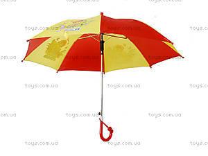 Детский зонтик с мультфильмами, BT-CU-0007, игрушки