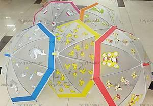 Детский зонтик-трость, BT-CU-0012