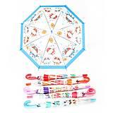 Зонтик матовый 6 видов, BT-CU-0022, фото