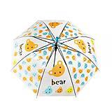 Зонтик «Мишка» (прозрачный), CEL-127