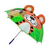 Зонтик «Тигр и обезьянка», C23354, фото