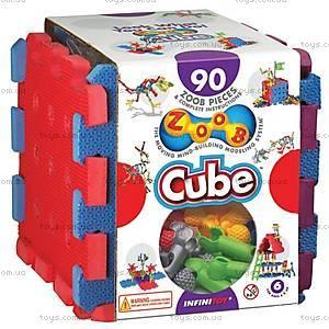 ZOOB Набор подвижного конструктора Cube, 11090