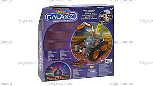 Подвижный конструктор ZOOB Galax-Z «Космоход», 16020, игрушки