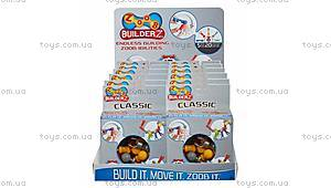 ZOOB подвижный конструктор, 15 деталей, 11015, купить