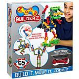 ZOOB конструктор подвижный детский, 55 деталей, 0Z11055