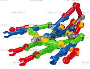 ZOOB конструктор подвижный детский, 55 деталей, 0Z11055, детские игрушки