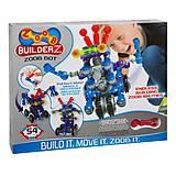 ZOOB конструктор подвижный детский «Бот», 0Z14001, фото