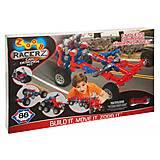 ZOOB конструктор подвижный детский Car Designer, 0Z12052, игрушки