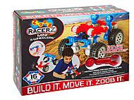 ZOOB конструктор подвижный детский Mini 4 Wheeler, 0Z12050, отзывы