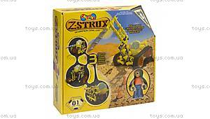 Конструктор ZOOB Z-Strux «Бурильщик», 15020