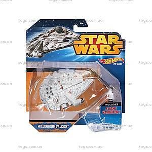 Звездолет из фильма «Звездные войны» Hot Wheels, CGW52, детские игрушки