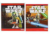Тетрадь в клетку серии Star Wars, 48 листов, Ц557013У, фото