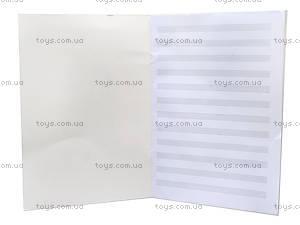 Тетрадь для нот Keith Kimberlin, 12 листов, 30401-KK, фото